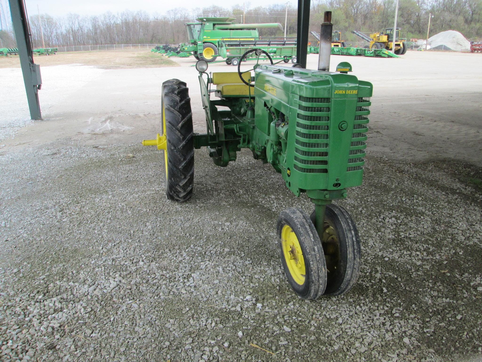 Mt John Deere Fenders : John deere mt utility tractors for sale