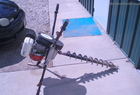 Other GROUND HOG C715 2 MAN HAND HELD GAS EARTH DRILL AVAIL FOR RENT