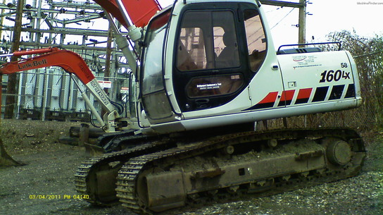 2005 Other LX160