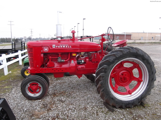 1939 International Harvester M