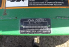 2007 John Deere 956 MOWER CONDITIONER RUBBER ROLLS