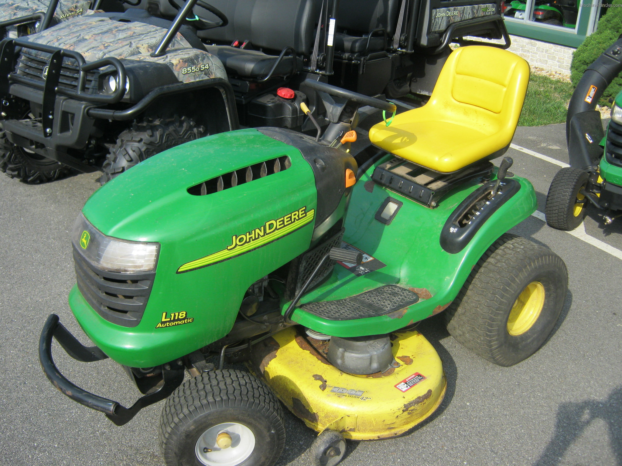 2004 John Deere L118 Lawn Amp Garden And Commercial Mowing