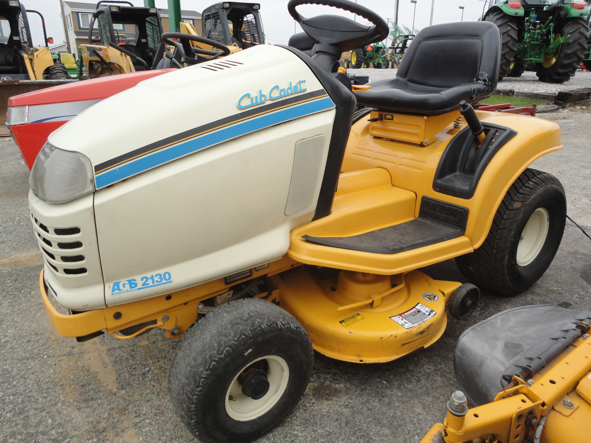 Cub Cadet Lawn Mowers Dealers : Cub cadet lawn garden and commercial mowing john