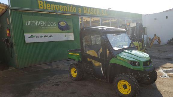 John Deere 550 XUV