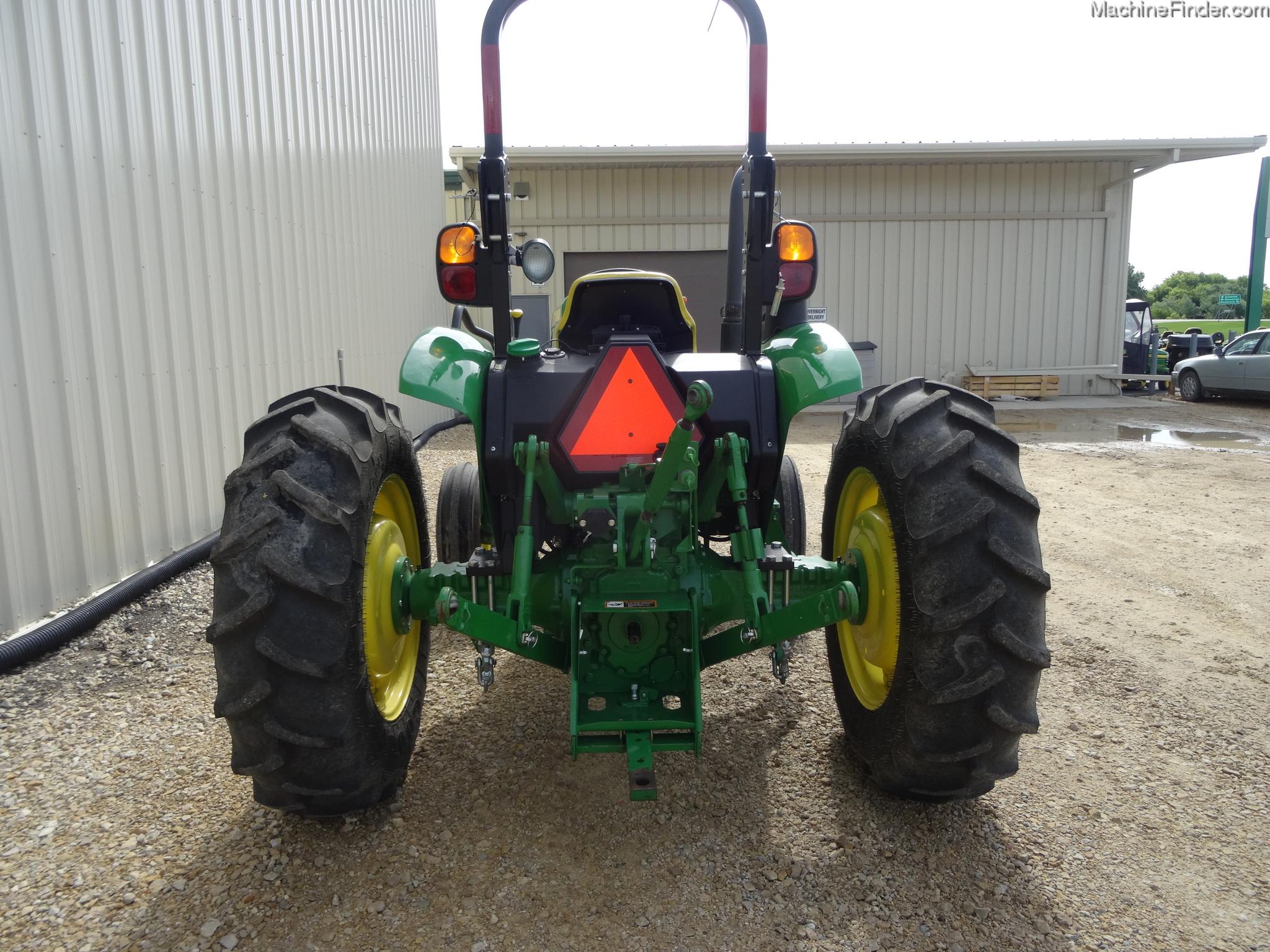John Deere Lawn Mowers For Sale >> Equipment Details 2015 John Deere 5045E
