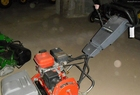 Jacobsen Walk Behind Greens Mower