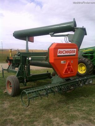 2009 Richiger EA180