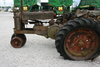 1956 John Deere A---B---60---- 8W sickle mower