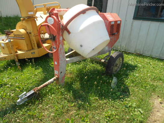 Multi Quip MC62 CONCRETE MIXER