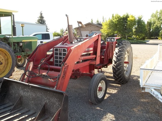 Parts For Ih 574 : International harvester tractors utility