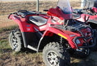 2008 Can-Am 650 OUTLANDER
