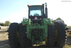 1991 John Deere 8760 with dozer