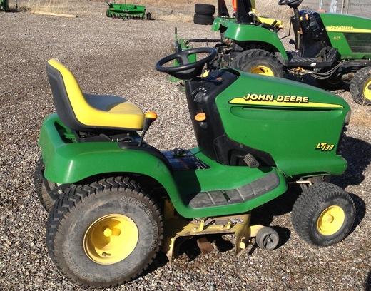 John Deere Lt133 Lawn Tractor Manual