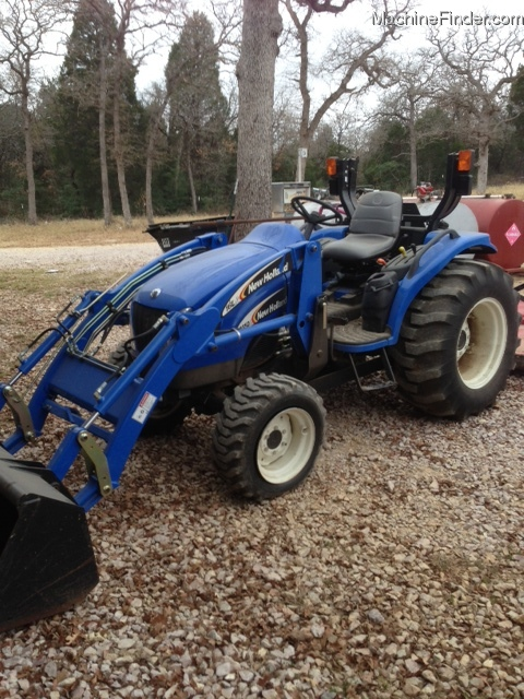 2006 New Holland TC35DA