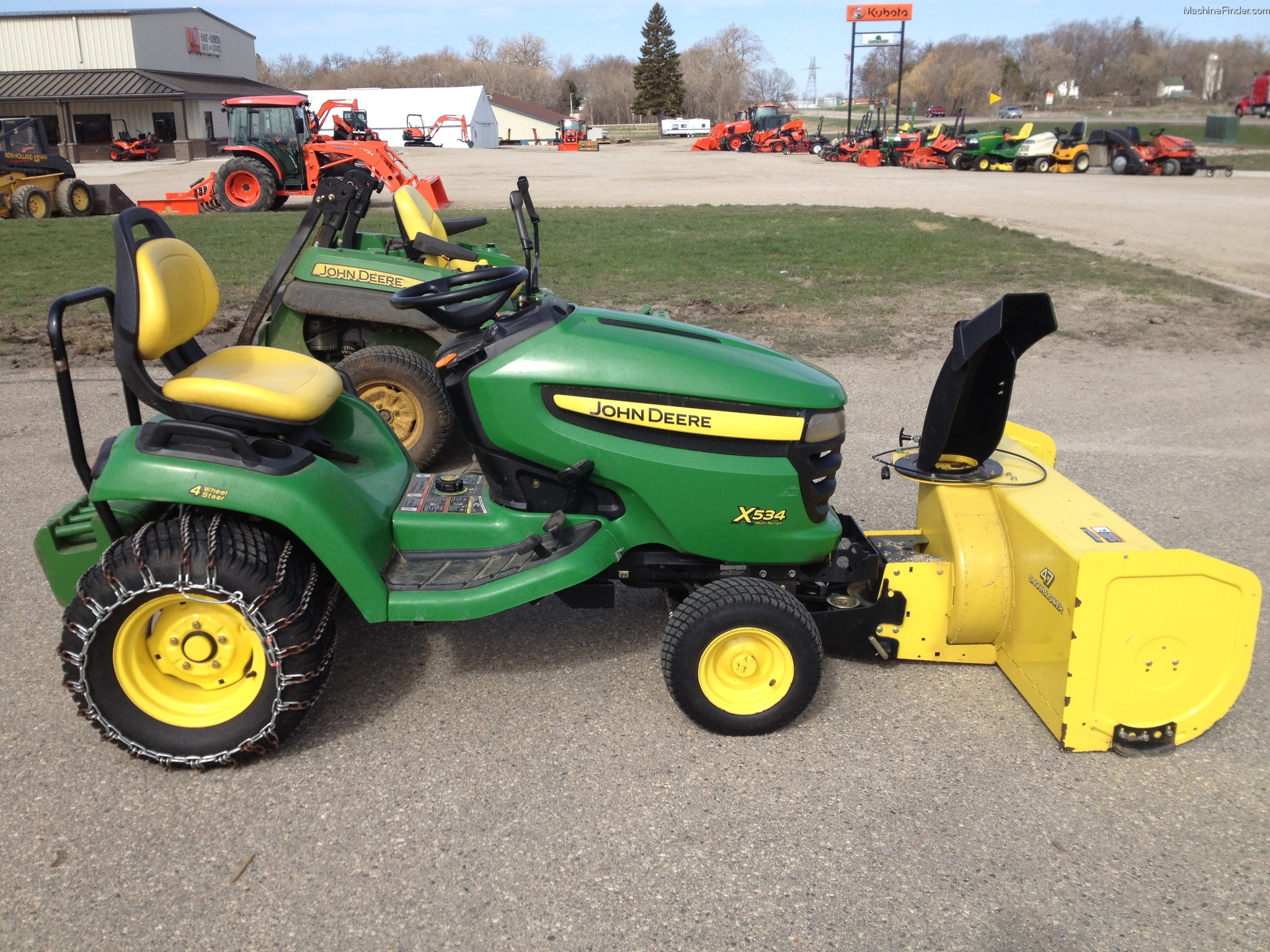 Used John Deere 47 54 Snow Blower Buying Guide Autos Post