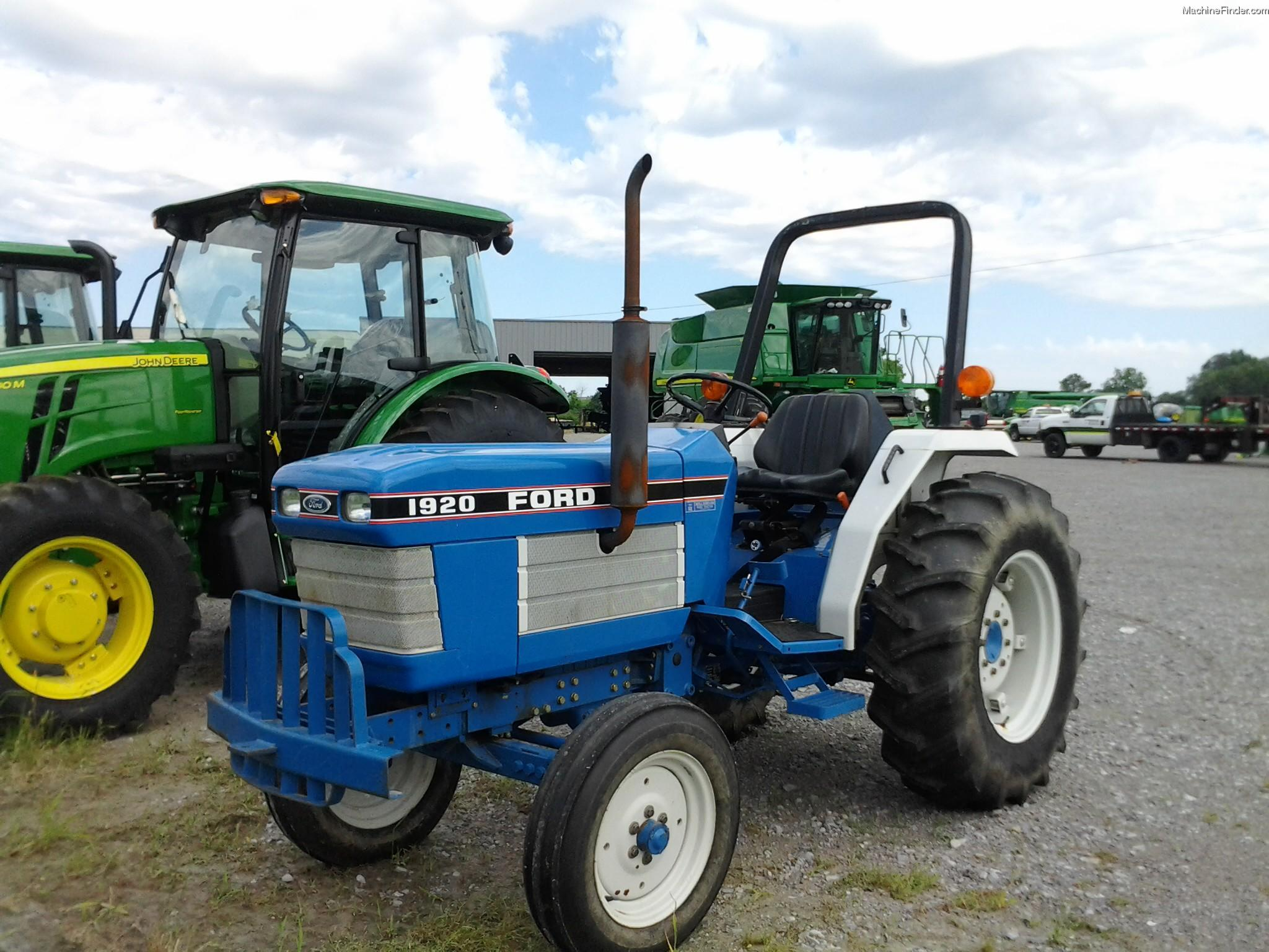 New Holland Ford Tractor 1920 : Ford compact tractor autos post
