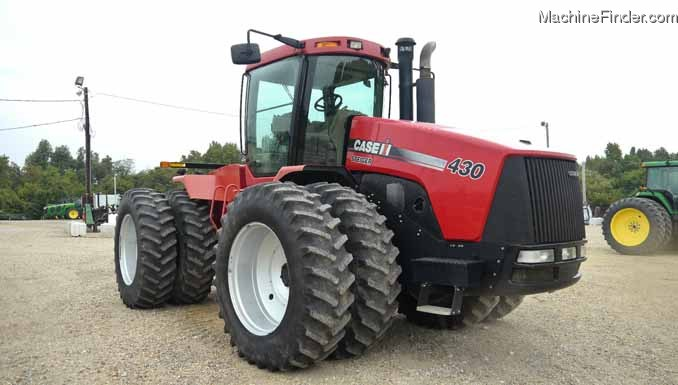 Case 430 Tractor Parts : Case ih steiger tractors articulated wd john