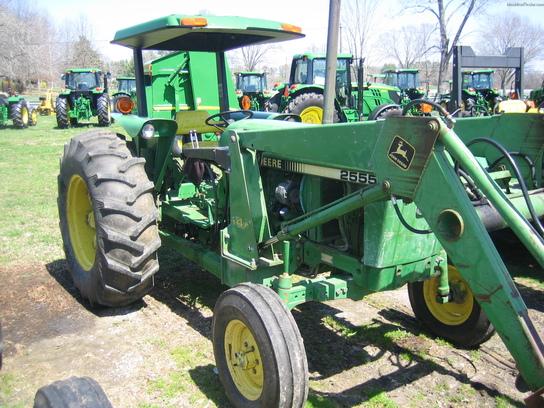 Griffith Tractor Seats : John deere