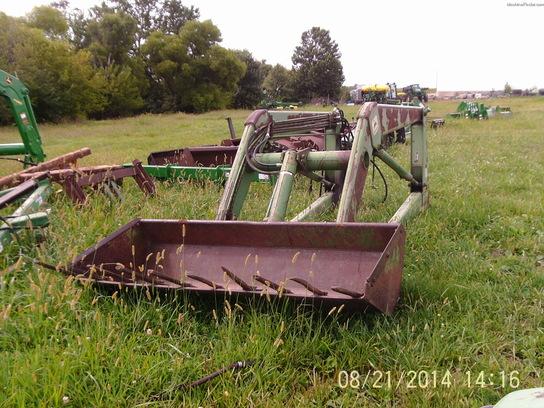 Model 3000 swinger loader parts