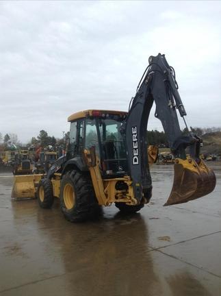 Detail photo of 2011 John Deere 410J from Construction Equipment Guide