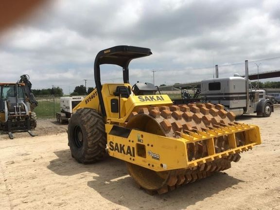 Detail photo of 2015 Sakai SV540T from Construction Equipment Guide
