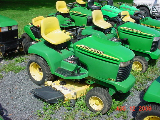 1995 john deere 345 lawn garden and commercial mowing john deere machinefinder for Bairs lawn and garden