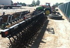 Yetter 21ft Rotary Hoe