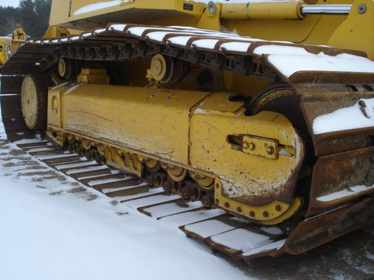 Detail photo of 2008 John Deere 750J from Construction Equipment Guide