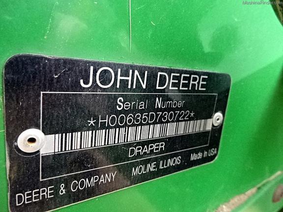 John Deere 635D