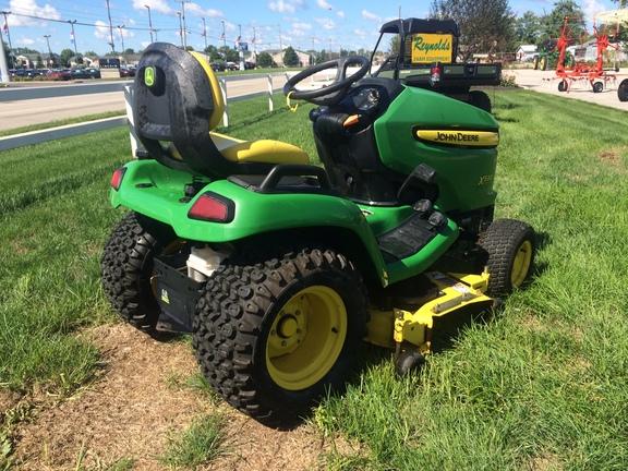 John Deere X530 Lawn Tractor : John deere lawn garden tractors reynolds farm