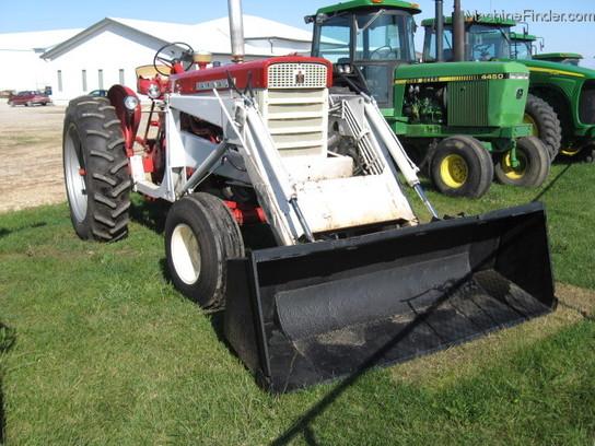 1960 International Tractor : International harvester farmall tractors