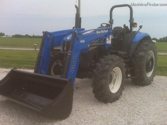 2008 New Holland T6020