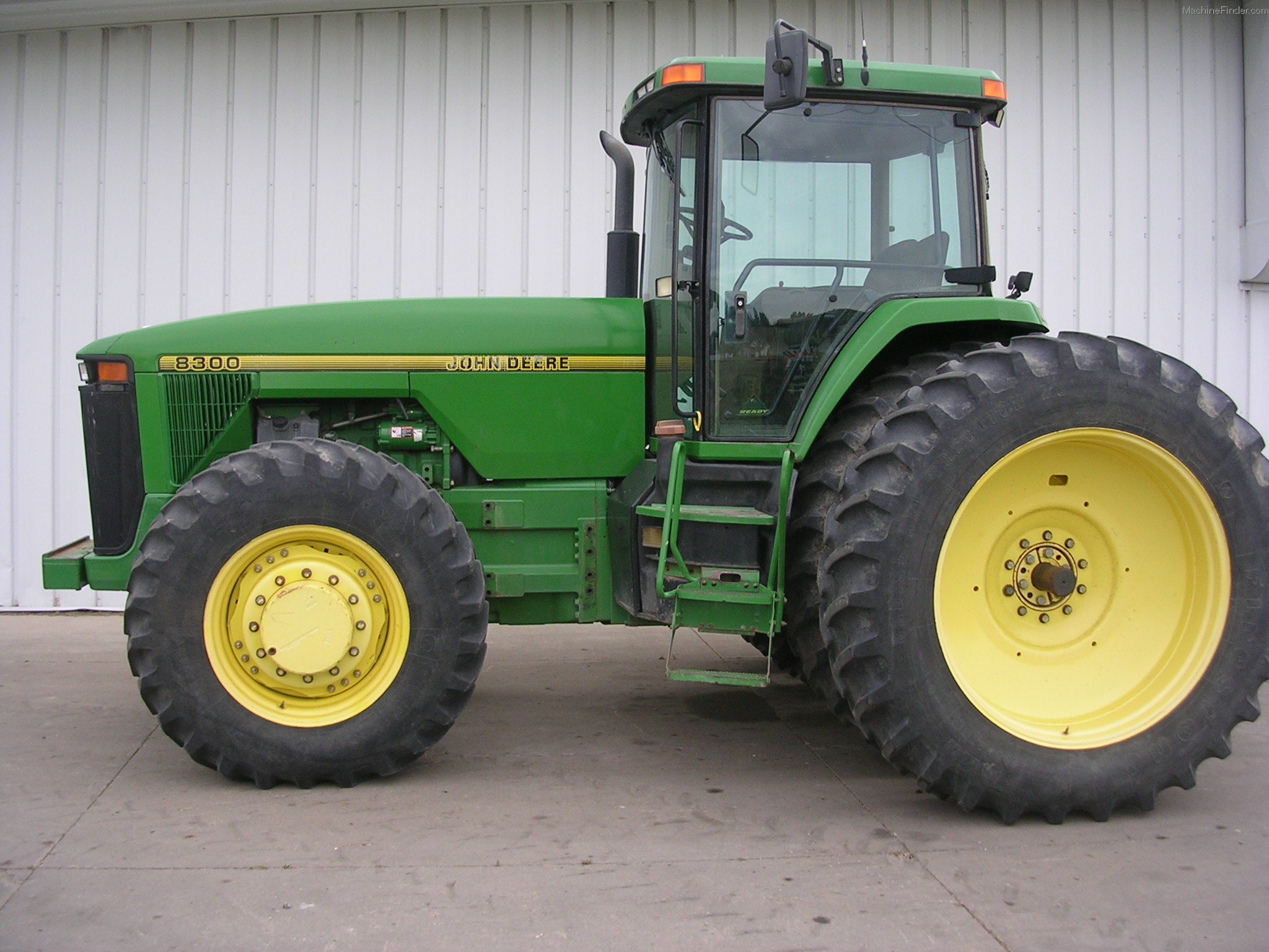 Front Fenders For John Deere 8300 : Tweet