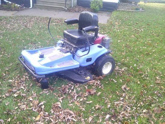 2001 Dixon Ztr 4515b Lawn Amp Garden And Commercial Mowing
