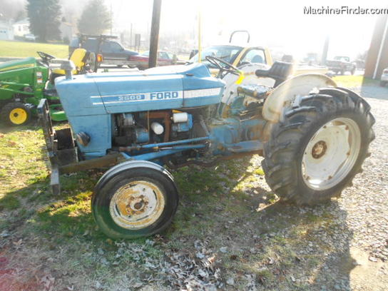 Ford 3600 Diesel : Ford tractor parts