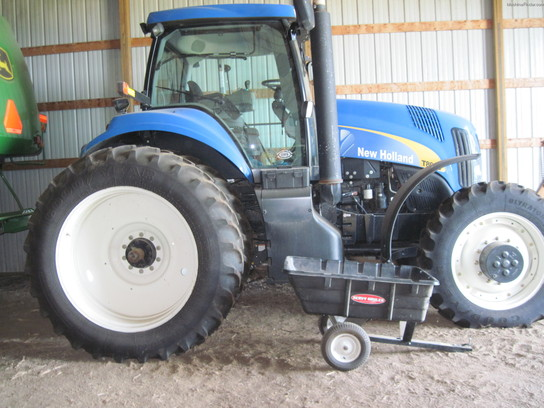 2010 New Holland T8030