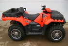 2010 Polaris SPORTSMAN 550 X2