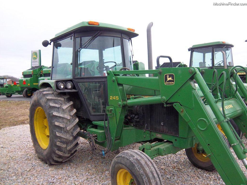 1989 John Deere 2755 Tractors - Utility  40-100hp