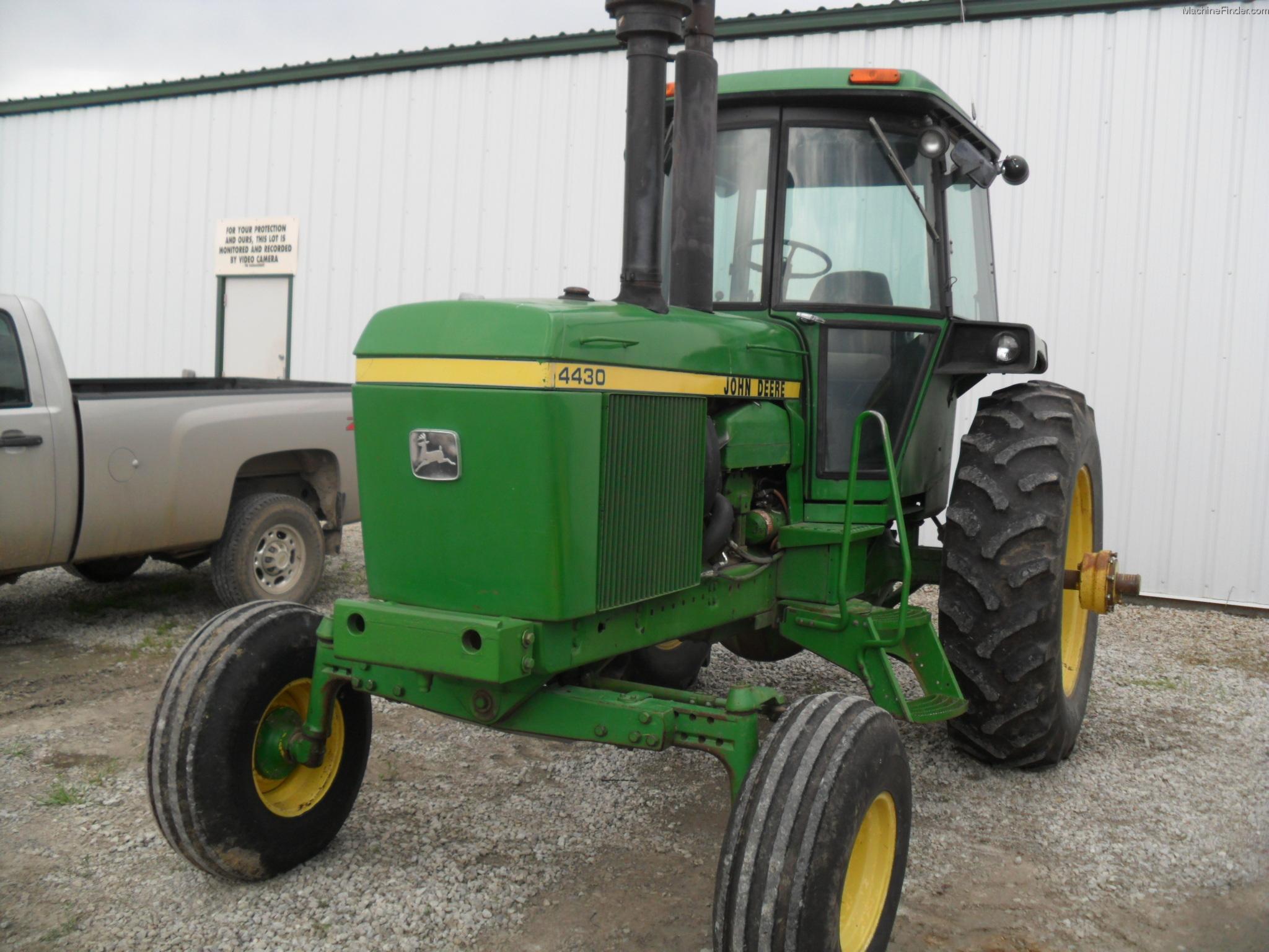 1975 John Deere 4430 Tractors Row Crop 100hp John