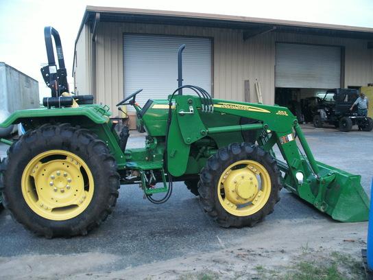 2012 John Deere 5045E