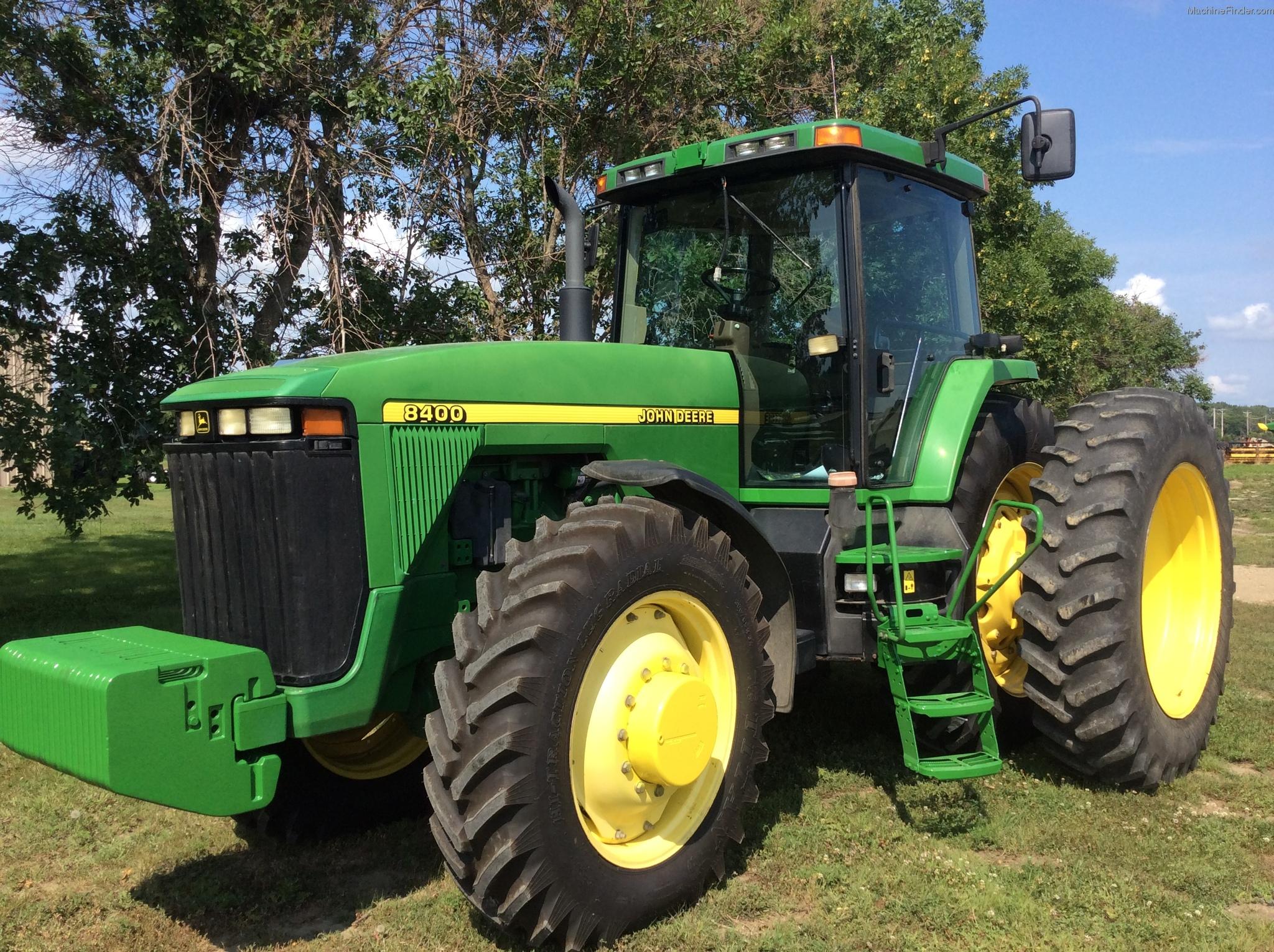 john deere 8400 tractor operators manual