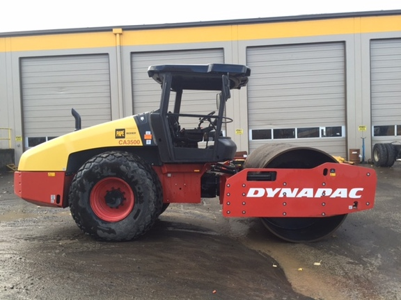 Detail photo of 2013 Dynapac CA3500 from Construction Equipment Guide