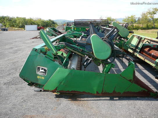 1989 John Deere 915 Flex Head