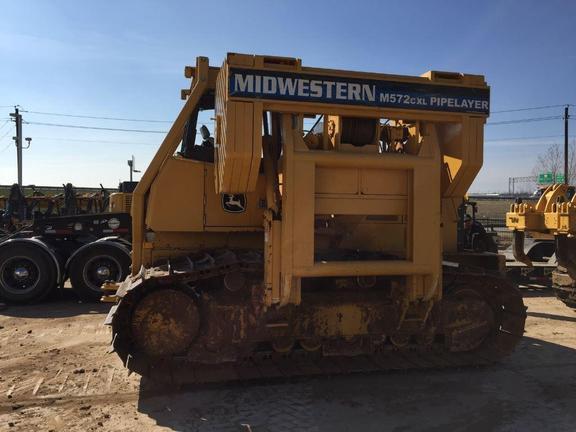Detail photo of 2011 John Deere 850K from Construction Equipment Guide