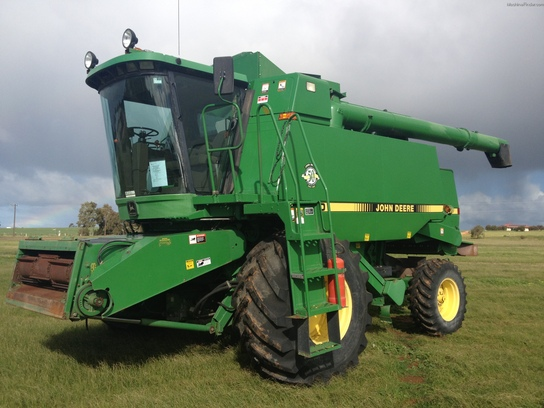 1997 John Deere 9600 - PRICE REDUCTION!!! Great Value $66,000 inc gst