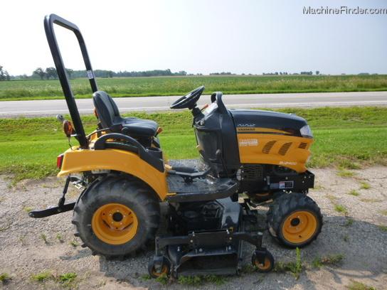 2009 Cub Cadet Sc2400 Tractors Compact 1 40hp John