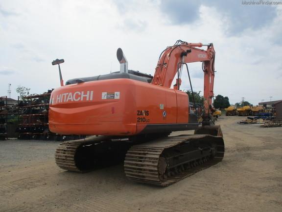 Hitachi ZX210LC-5