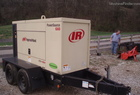 Ingersoll-Rand G60 58KVA 1&3 PHASE DIESEL GENERATOR AVAIL FOR RENT
