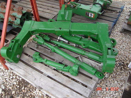 2007 John Deere RE171754 QUICK COUPLER