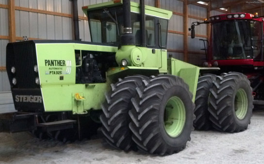 1981 Case IH Steiger Panther Automatic PTA325